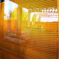 Construction perforated metal sheet punching hole panels Manufactures