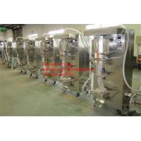 Automatic Grade and Electric Driven Type sachet water making machine Manufactures
