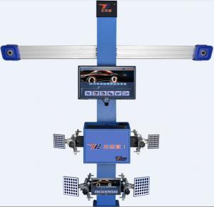 """ECM 32"""" LCD 24'' Rim 3D Wheel Alignment Equipment Manufactures"""