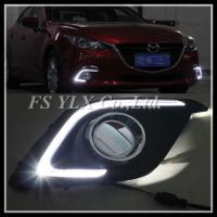 China LED Daytime Running Light For Mazda 3 Axela LED DRL LED Cover Fog Lamp LED DRL lamp on sale
