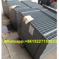 Hot galvanized steel grating 32×5mm Manufactures