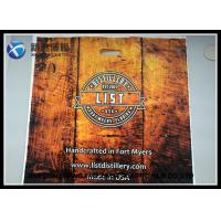 Logo Printed & Customized Durable die cut shopping bags/ Handle bags retail Manufactures