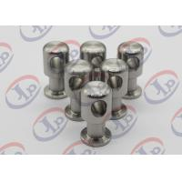 CNC Turning Custom Machined Parts 304 Stainless Steel Parts with Roughness Ra 1.6 Manufactures
