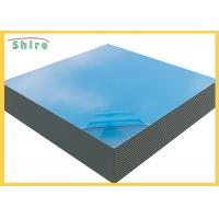 Buy cheap Blue Color Protective Film For Aluminium Composite Panel Composite Metal Panel from wholesalers