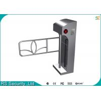 RS Security Supermarket Swing Barrier, Swing Gate Turnstile Passages Manufactures