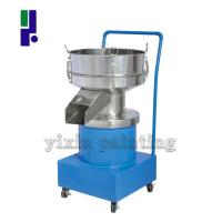 Automatic Powder Sieving Machine Thin Oil Shaker Circular Type 1400 Motor Speed Manufactures