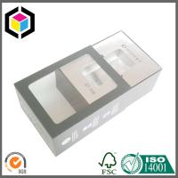 Fashion Design Luxury Electronics Paper Packing Box; Clear Window Gift Box Manufactures