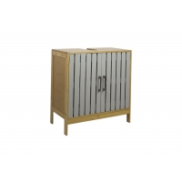 Painting BSCI H50cm Kd Bamboo Bathroom Floor Cabinet Manufactures