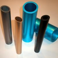 6063 Aluminium tubes for Ointments and Beauty Creams Widely Used Aluminum Oval Tube Manufactures