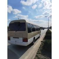Good condition Japan Brand used Coaster bus toyota second hand mini coach bus for sale Manufactures