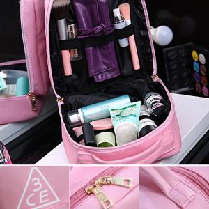 Multi Function Girls Waterproof Makeup Brush Travel Bag Manufactures