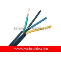 UL21060 Easy Bending Flex Cable PUR Jacket Rated 80C 600V Manufactures