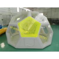 clear soccer inflatable dome tent Manufactures