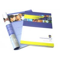 20.7 * 27.8cm CMYK Matt lamination and spot UV on the cover Softcover Book Printing Manufactures