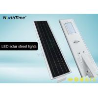 Bridgelux LED 40 W Motion Sensor Street Lights With 4 Days Back Up Battery 4700 - 4800LM Manufactures