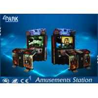 Virtual Reality Shooting Arcade Machines Indoor Recreation Game For Amusement Park Manufactures