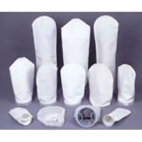 Water and oil repellent PPS dust filter bag Manufactures