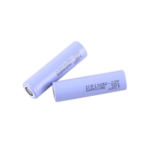 Big Capacity 3.6 V 2200mAh Samsung 18650 Lithium Battery Manufactures