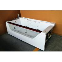 Computerized 70 Inche Mini Indoor Hot Tub Single Person Hot Tub With 12 Massage Air Jets Manufactures