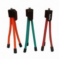 Mini Metal Tripods for Digital Cameras, Can Be Adjusted to Any Angle, Lightweight and Flexible Manufactures
