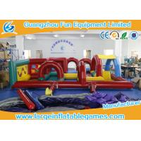 China Inflatable Funny Games Creative Learning Center For Small Kids on sale