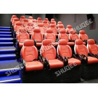 Funny Adventure Motion Electric Mobile 5D Cinema For Street Shop Manufactures