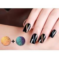 Free Sample Odorless No Yellowish Mysterious Color 5D Cat Eye Gel Polish with GMP Cert Manufactures
