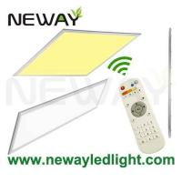 Dimmable 36W Ultra-Thin 600x300mm Remote LED Light Panel Manufactures