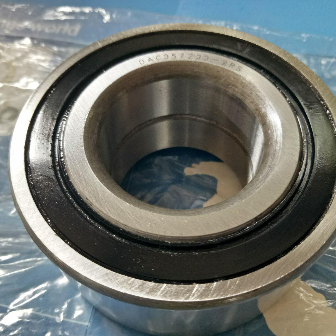 DAC357233-2RS Wheel Bearings  Used In The Automotive Axle  At The Load Manufactures