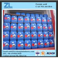 Colorless and Clear LiquidFormicAcid64-18-6 Manufactures