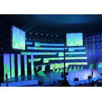 Nationstar P3.91 Led Video Wall Panels Die Casting Aluminum Cabinet 500x500mm Manufactures