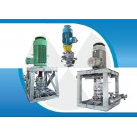 High Speed Petrochemical Process Pump GSB Series Vertical Level Inhale Vomit Manufactures