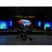 Indoor Full Color LED Stage Screen Rental P4.81 250*250mm Panel Novastar System Manufactures