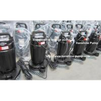 Submersible sewage pump for waste water Manufactures