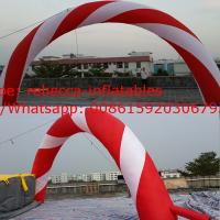 Quality inflatable arch inflatable rainbow arch for sale