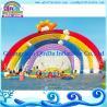 GZ QinDa Inflatable Giant Water Slide for Amusement Park Aqua Park Water Slide for Sale Manufactures