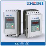 CHZIRI 37KW 55KW AC motor soft starter CE CCC ISO9001 approved soft start soft starters 320V-460V Manufactures