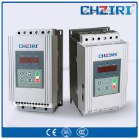 Buy cheap CHZIRI 37KW 55KW AC motor soft starter CE CCC ISO9001 approved soft start soft from wholesalers
