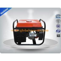 Quality Small Gasoline Genset 850 VA 50 HZ Single Phase Strong Power with Low Noise and Low Fuel Consumption for sale