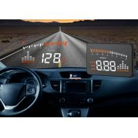Brightness Sensor Multi Function Trip Computer X 5 Hud RPM Water Temperature Speed  X5 Manufactures