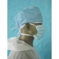 Non Woven Tie on type surgical face mask Manufactures