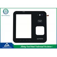 4 Layers 4 Wire Resistive Touch Panel / Analog Resistive Touch Screen