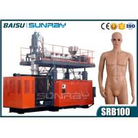 Plastic Blowing Arm And Leg Mold Mannequin For Window Display Blow Molding Machine Manufactures