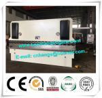 200 T DA41 CNC Hydraulic Press Brake Machine For 3200mm , Press Brake Bending Machine Manufactures