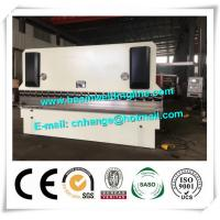 200 T DA41 CNC Hydraulic Press Brake Machine For 3200mm , Press Brake Bending Machine Manufactures