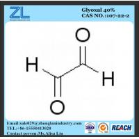 Basic Organic Chemicals Glyoxal Manufactures