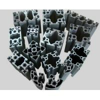 Aluminum Assembly Line Industrial Aluminum Profile With Cutting / Drilling Manufactures