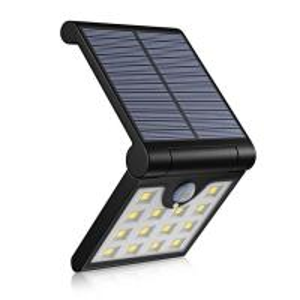 14LED Solar Folding Lights, 1W Outdoor Garden Lights, IP65 Waterproof Solar PIR Motion Sensor Wall Light Manufactures