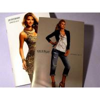 Custom Matt Lamination online brochure Full Color Booklet Printing with saddle stiching Manufactures