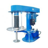 Industrial Mixing High Speed Dispersion Mixer With Hydraulic Lifting for ink production industry Manufactures